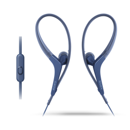 AS410AP Sport In-ear Headphones (Blue), , hi-res