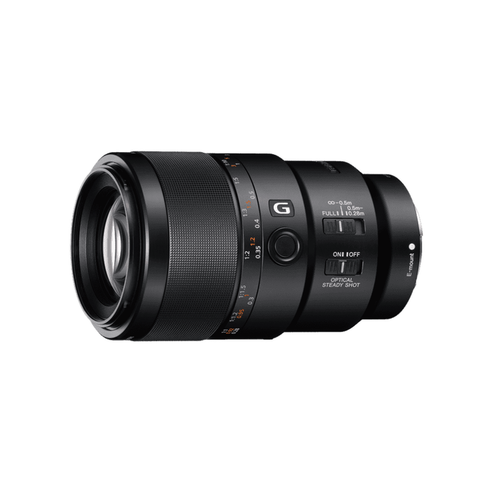 SEL90M28G Full Frame E-Mount FE 90mm F2.8 Macro G OSS Lens, , product-image