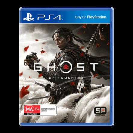 PlayStation4: Ghost of Tsushima, , hi-res