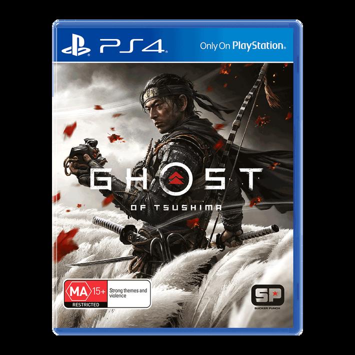 PlayStation4: Ghost of Tsushima, , product-image