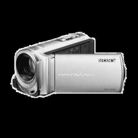 SX43 Handycam Camcorder (Silver)