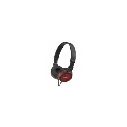 Sound Monitoring Headphones (Red)