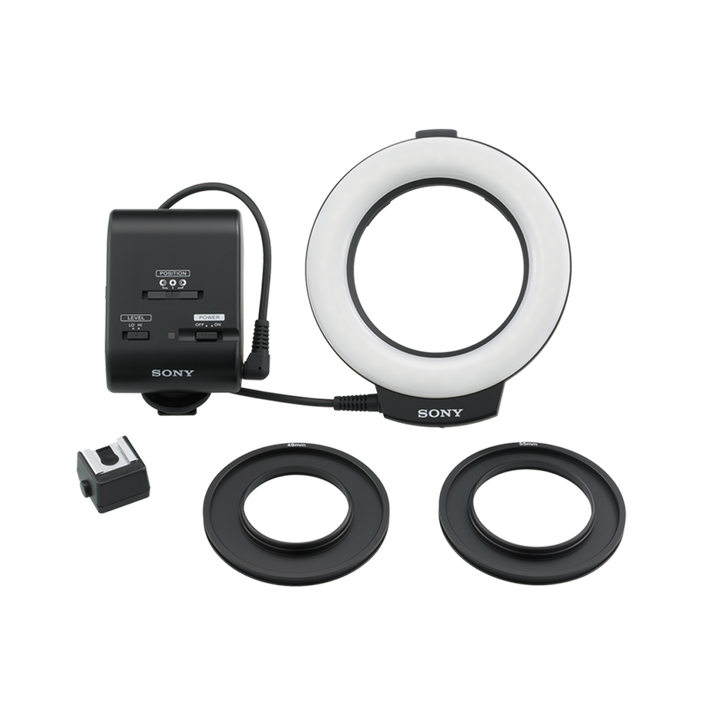 Ring Flash Kit for DSLR-A100, , product-image