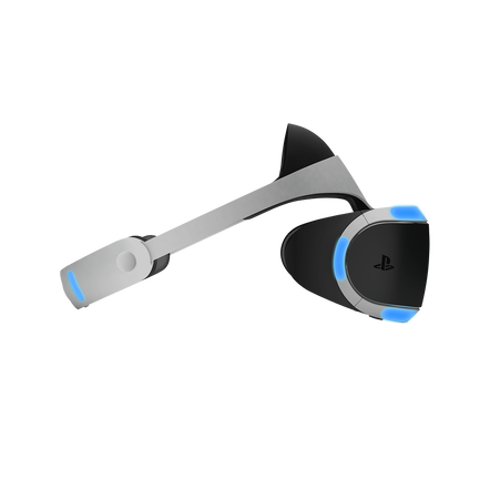 PlayStation VR with Camera and Game