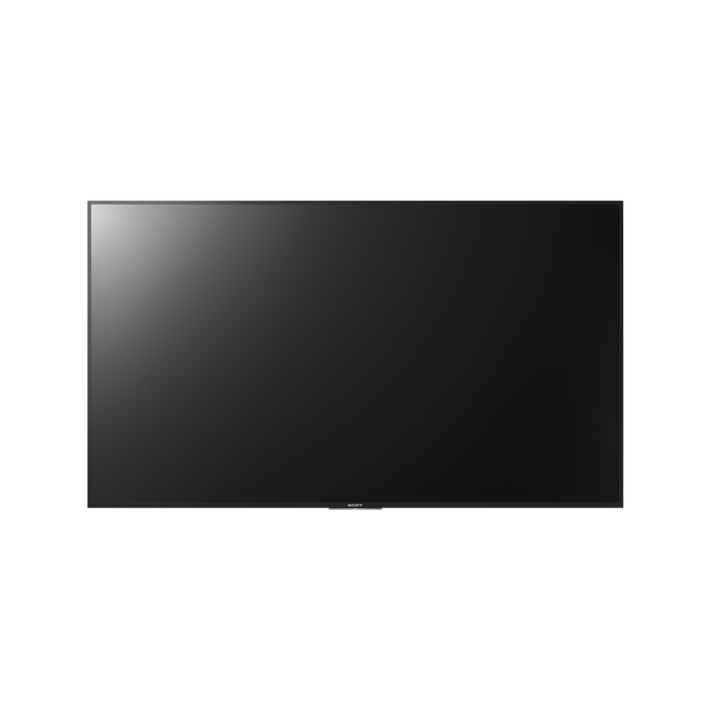 """75"""" X8500E 4K HDR TV with TRILUMINOS Display, , product-image"""