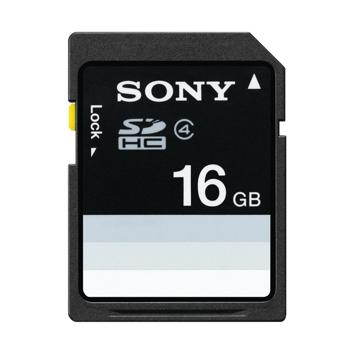16GB SD/HC memory card, , product-image