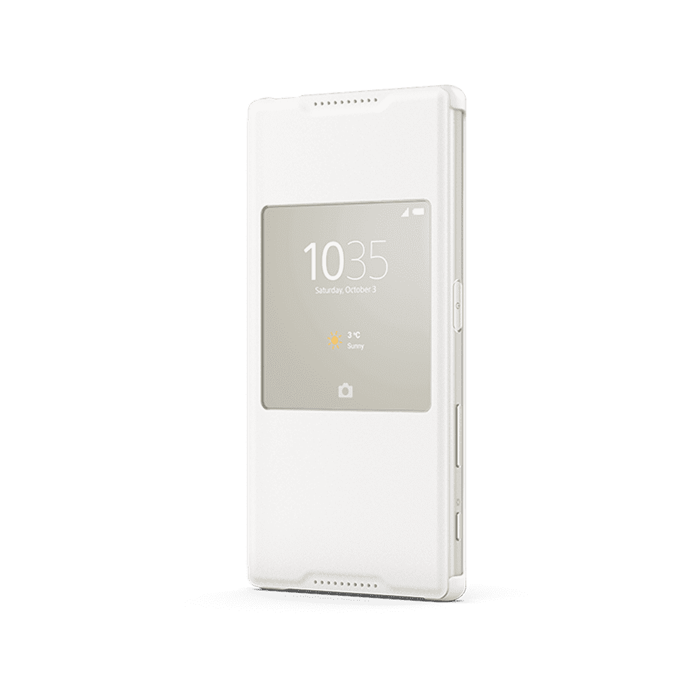 Smart Cover Stand SCR42 for Xperian Z5 (White), , product-image