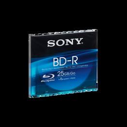25GB Recordable Blu-ray Disc, , hi-res