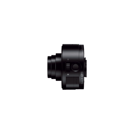 QX10 Lens-Style Camera with 18MP Sensor