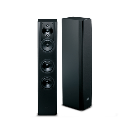 Stereo Floor-Standing Speakers (Pair), , hi-res