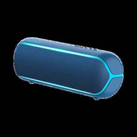 XB22 EXTRA BASS Portable BLUETOOTH Speaker (Blue), , hi-res