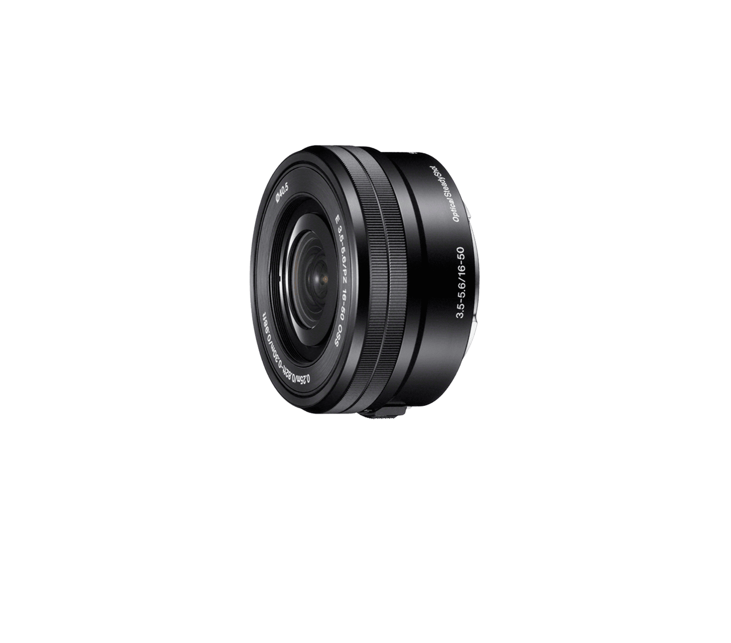 Alpha 6300 E-mount camera with E-Mount 16-50mm Zoom Lens, , product-image
