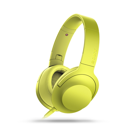 h.ear on Headphones (Yellow), , hi-res