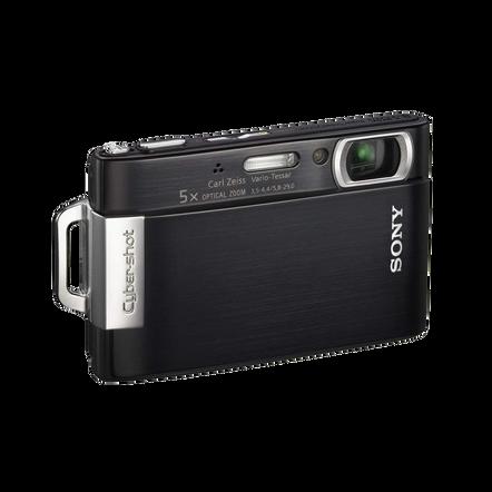 8.1 Megapixel T Series 5X Optical Zoom CyberShot (Black)