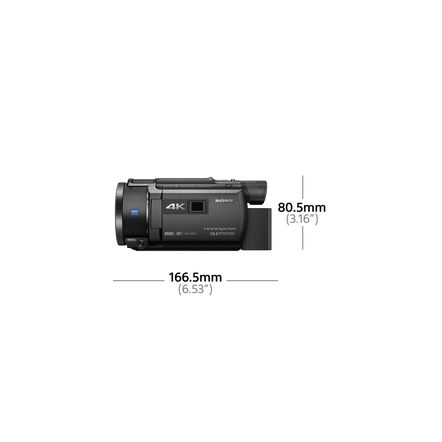 AXP55 4K Handycam with Built-in projector, , hi-res