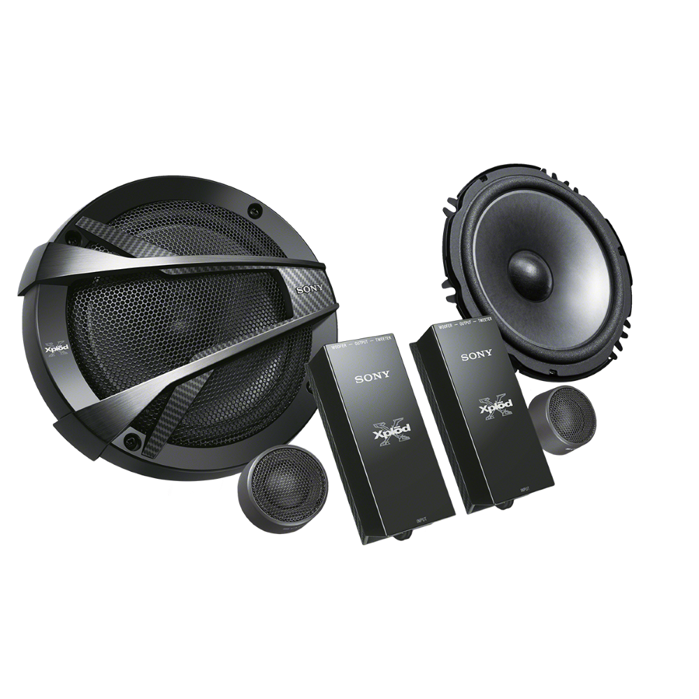 "16cm (6"" 1/2) 2-Way Component Speaker, , hi-res"