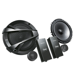 "16cm (6"" 1/2) 2-Way Component Speaker, , hi-res"