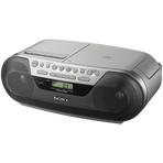 CD Radio Cassette Player, , hi-res