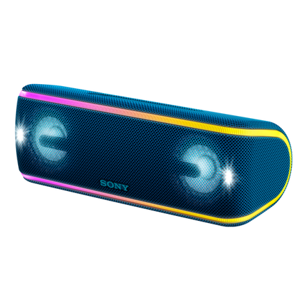EXTRA BASS Portable Party Speaker (Blue)