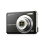 10.1 Megapixel S Series 3X Optical Zoom Cyber-shot Compact Camera (Black)