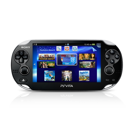 PlayStation Vita Wi-Fi + 3G - NExternalGeneration Portable Entertainment