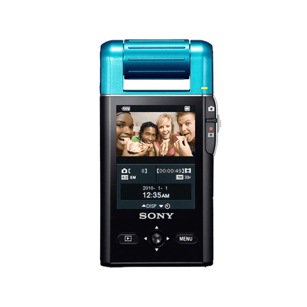Bloggie Camera (Blue)