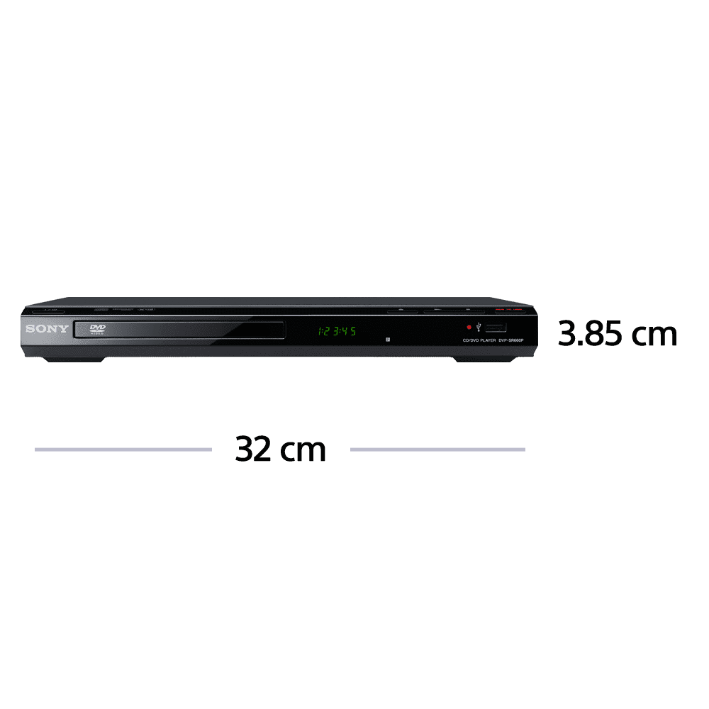 Ultra Compact DVD Player, , product-image