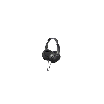 Hi-Fi / Music and Movie Headphones (Black)
