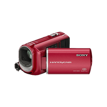 Hybrid SX40 4GB Handycam Camcorder (Red), , hi-res