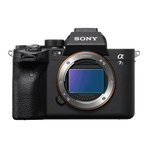 Alpha 7S III E-Mount Camera with Full Frame Sensor (Body Only), , hi-res