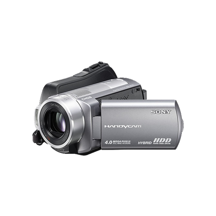60GB Hard Disk Drive Camcorder