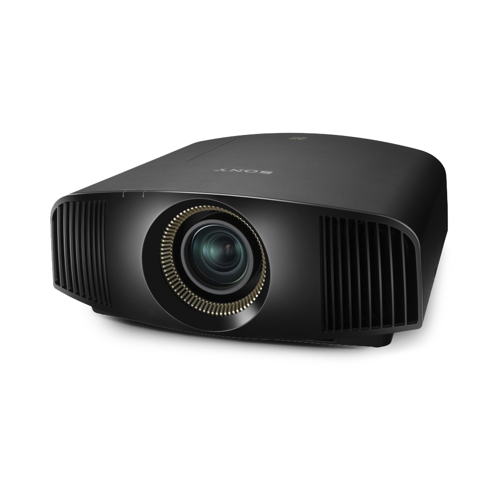 4K HDR SXRD Home Cinema Projector with 1800 lumens brightness (Black), , product-image