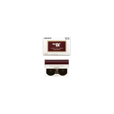 High Definition Mini DV Tape, , hi-res