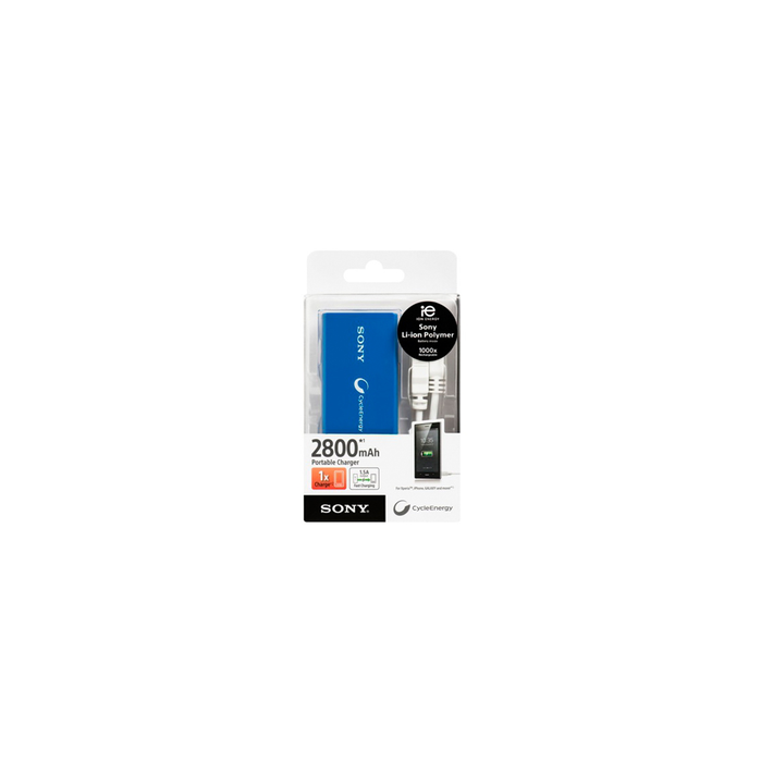 USB Portable Charger (Dark Blue), , product-image