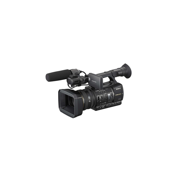 NX5P Ultra Compact Professional NXCam Camcorder, , product-image