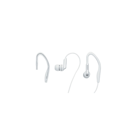 EX52 In-Ear Headphones (White)
