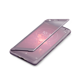 Style Cover Touch SCTH40 for Xperia XZ2 (Pink), , hi-res