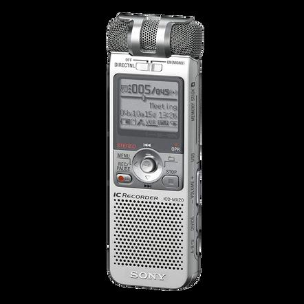 32MB Memory Stick Digital Voice IC Recorder, , hi-res