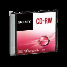 CD-RW Slim Case