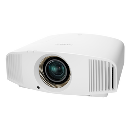 4K SXRD HDR Home Cinema Projector (White)