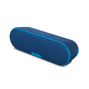 EXTRA BASS Portable Wireless Speaker with Bluetooth (Blue), , hi-res