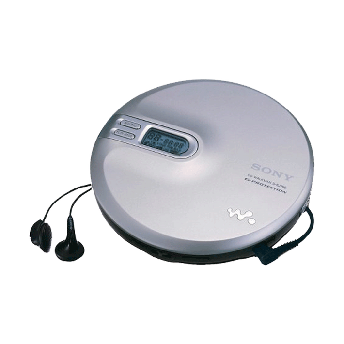 G Protection Discman (Silver), , product-image