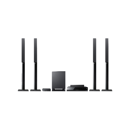 5.1ch Blu-ray Disc Home Theatre System, , hi-res