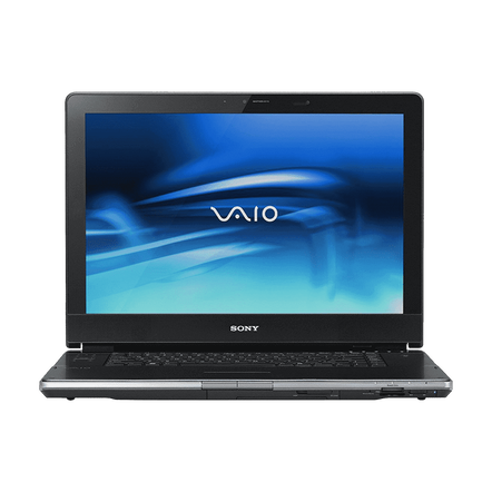 VAIO 17 AV Entertainment Notebook