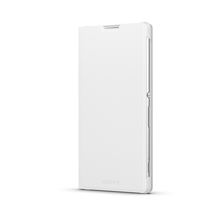 Style Cover Stand SCR48 for Xperia M5 (White), , product-image