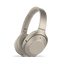WH-1000XM Flagship Wireless Noise Cancelling Headphones (Gold)