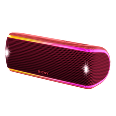 EXTRA BASS Waterproof Bluetooth Party Speaker (Red)