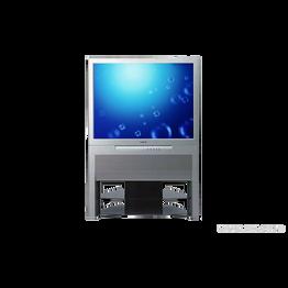 "43"" (108cm) XA Series Rear Projection WEGA TV, , hi-res"