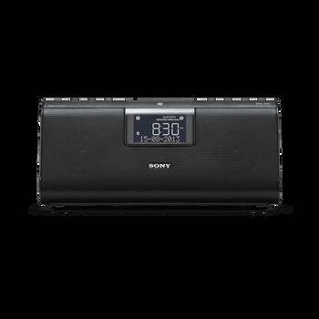 DAB+ Clock Radio with Bluetooth, , hi-res