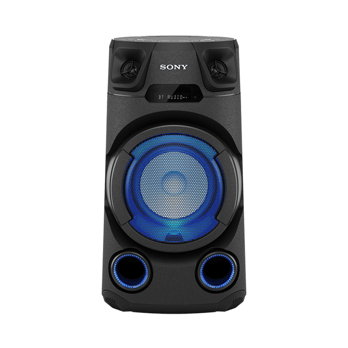 MHC-V13 High Power Audio System with BLUETOOTH Technology, , product-image